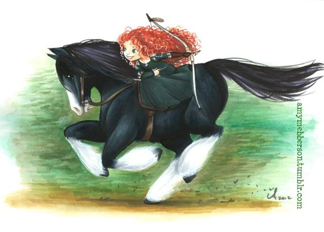 [Dessins humoristiques] Amy Mebberson - Pocket Princesses - Page 19 Tumblr12