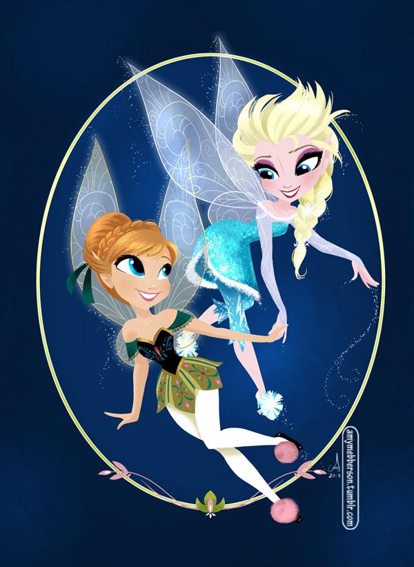 [Dessins humoristiques] Amy Mebberson - Pocket Princesses - Page 19 Tumblr17
