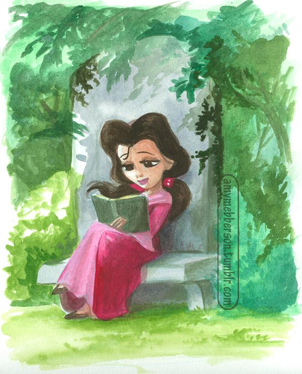 [FanArts] La Belle et la Bête ! - Page 3 Tumblr27