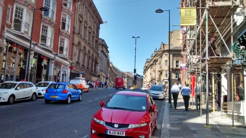 Newcastle City Centre  Img_2031