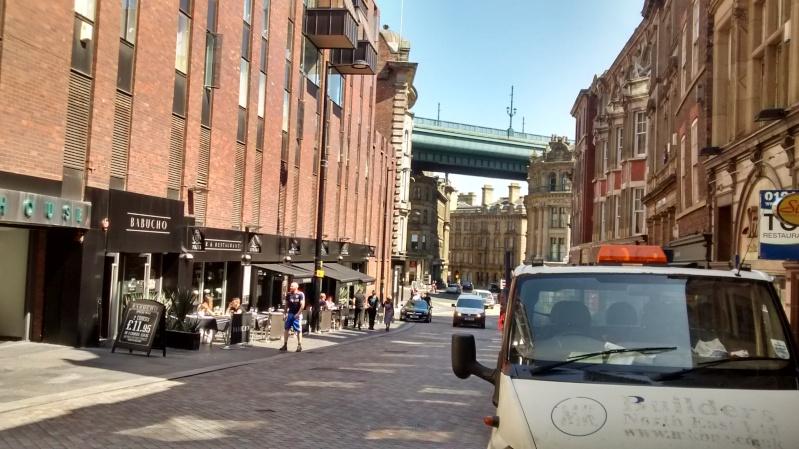 Newcastle City Centre  Img_2034