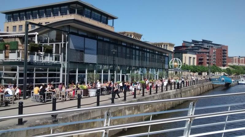 Newcastle City Centre  Img_2047