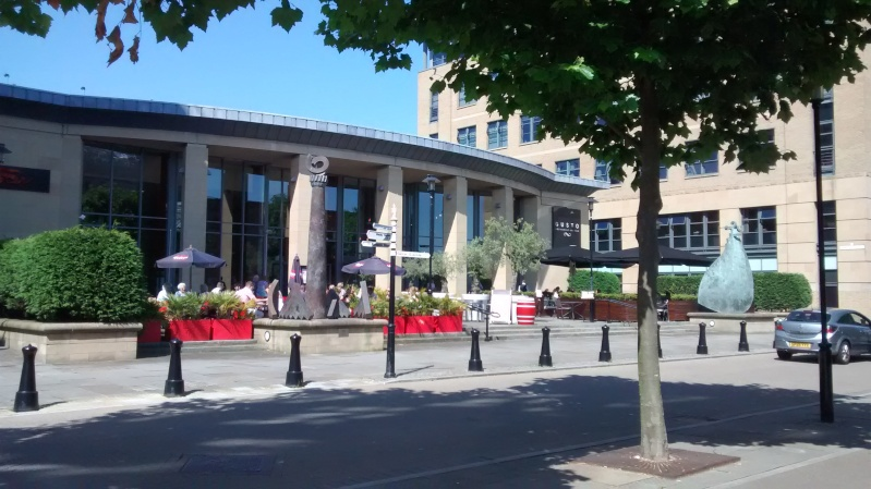 Newcastle City Centre  Img_2051