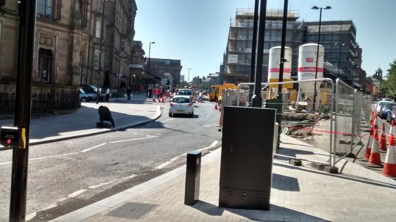 Newcastle City Centre  Img_2055