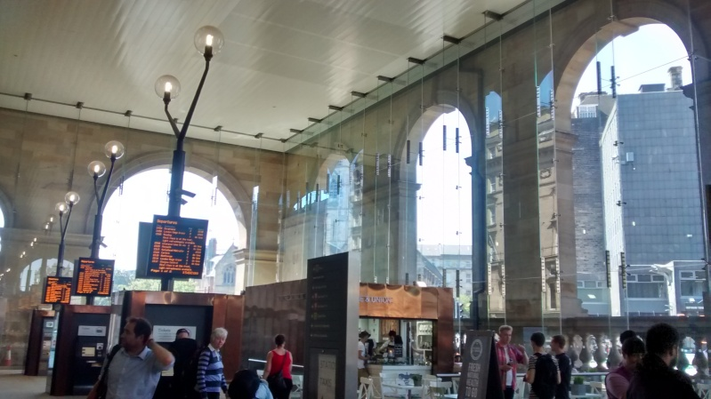 Newcastle City Centre  Img_2059