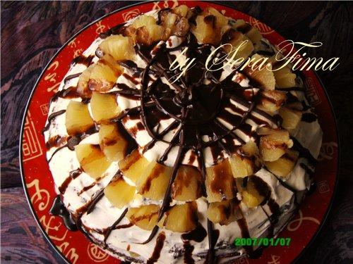 Торт Панчо 1ba3b310