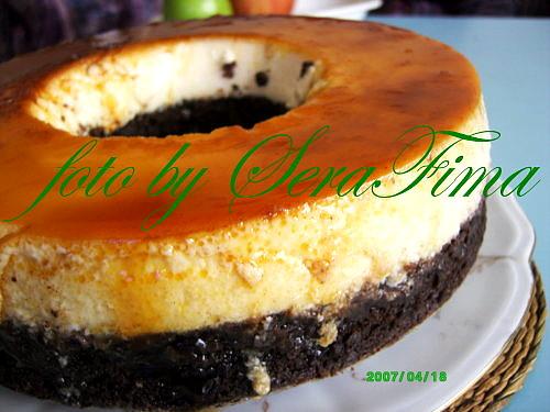 Кодрыт-кадыр, пирог-флан с карамелью 7e925310