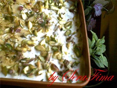 """""""Лель любнАни"""" - Ливанская ночь. Десерт. Арабская кухня Baf81910"""