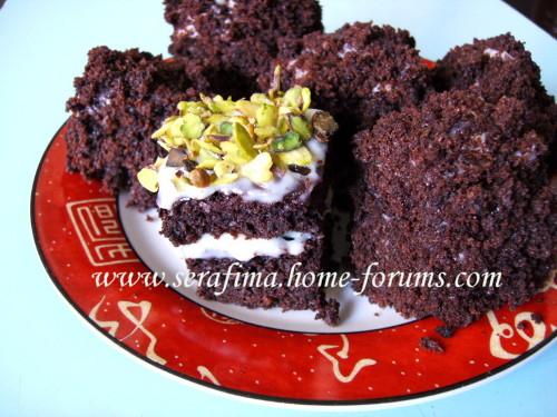 Шоколадное пирожное Imag0010