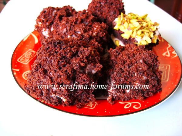 Шоколадное пирожное Imag0011