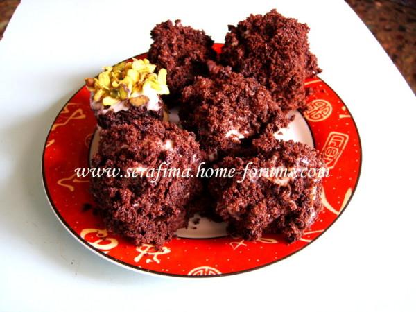 Шоколадное пирожное Imag0012