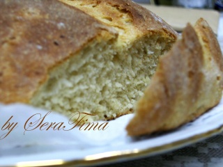 Домашний хлеб с цельнозерновой мукой, кумином и картофелем Imag0013