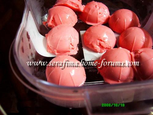 Бисквитный торт с клубничным суфле Img4f913