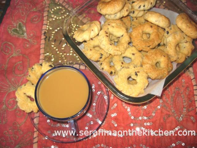 печенье - Каак (каек) . Традиционное праздничное арабское печенье с финиковой пастой Img_3834