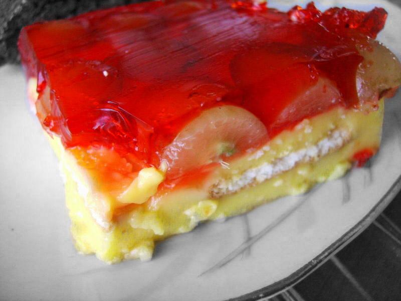 Желейно-пудинговый десерт Zheley10