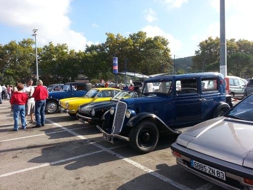 Trans en Provence (83) : Exposition du samedi 18 octobre 2014 112