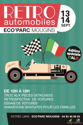 Bourse Expo à l'ECO'PARC de MOUGINS les 13 et 14/09/2014 2014re10