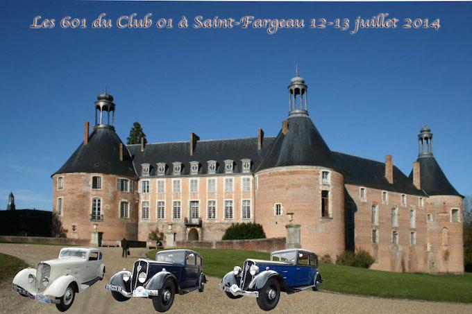 Saint FARGEAU 2014:   les 80 ans de la 601 les 12 et 13 juillet - Page 3 601_cl10