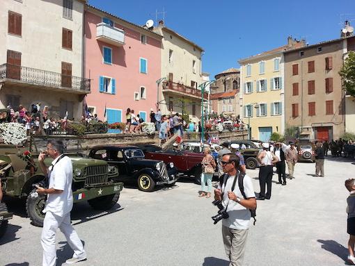 Commémoration du débarquement de Provence et de la Libération du Muy et de Vidauban Groupe11