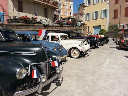 Commémoration du débarquement de Provence et de la Libération du Muy et de Vidauban Groupe12