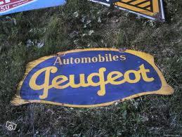 Plaque émaillé Peugeot vue à MOUGINS Unknow11