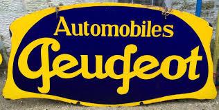 Plaque émaillé Peugeot vue à MOUGINS Unknow12