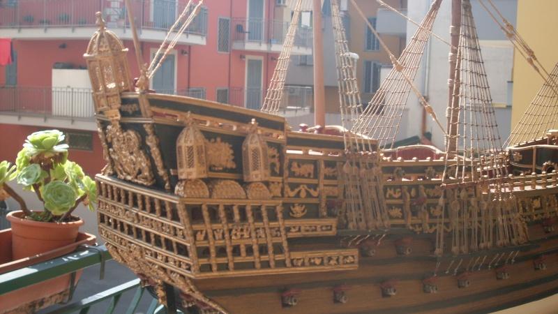 Sovereign of the seas Mantua model  - Pagina 2 Sdc10311