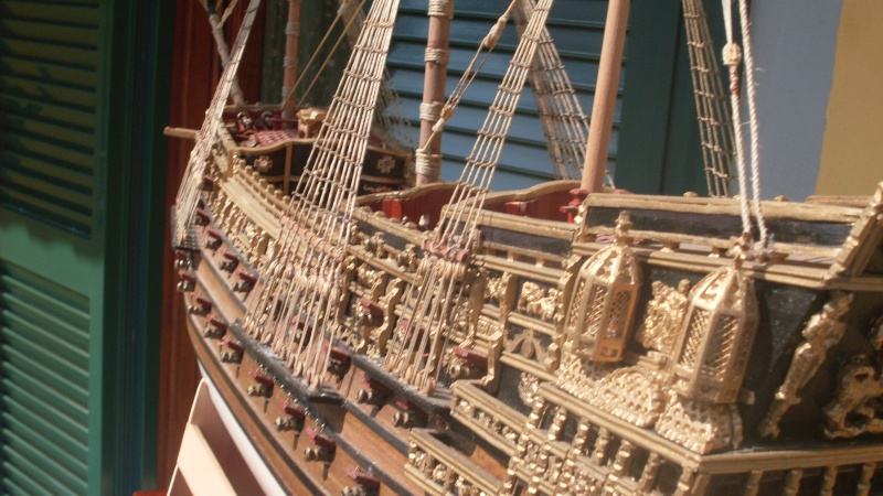 Sovereign of the seas Mantua model  - Pagina 2 Sdc10313