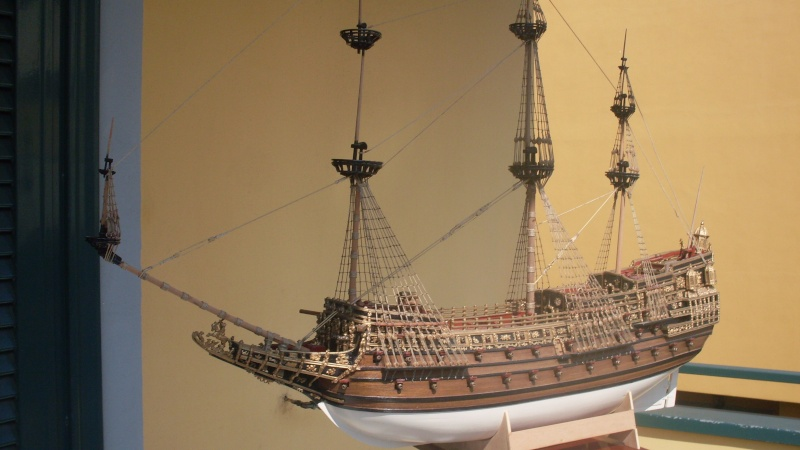 Sovereign of the seas Mantua model  - Pagina 2 Sdc10316