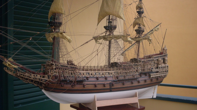 Sovereign of the seas Mantua model  - Pagina 3 Sdc10411