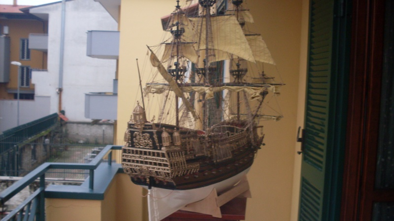 Sovereign of the seas Mantua model  - Pagina 3 Sdc10412