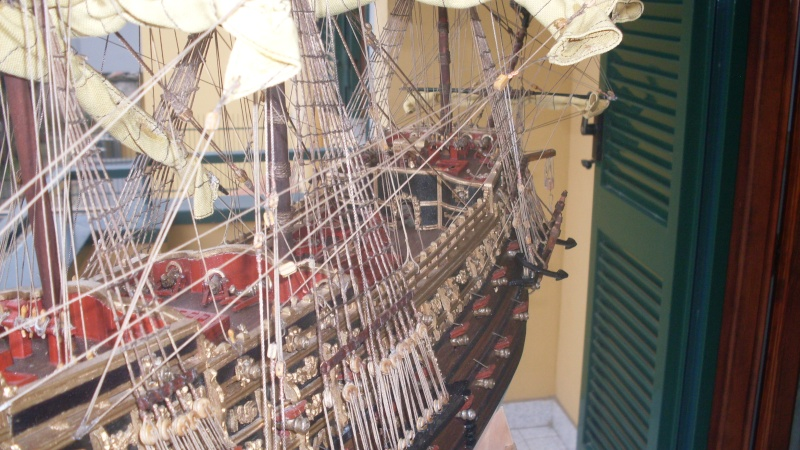 Sovereign of the seas Mantua model  - Pagina 3 Sdc10413