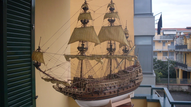 Sovereign of the seas Mantua model  - Pagina 3 Sdc10414
