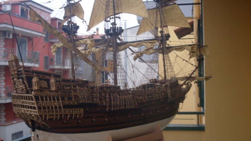 Sovereign of the seas Mantua model  - Pagina 3 Sdc10415