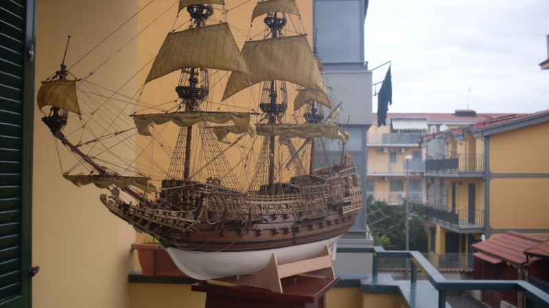 Sovereign of the seas Mantua model  - Pagina 3 Sdc10417