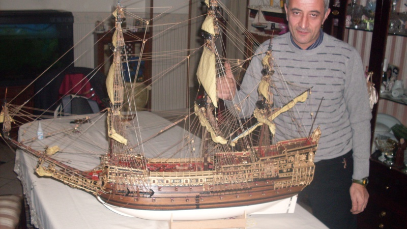 Sovereign of the seas Mantua model  - Pagina 3 Sdc10418