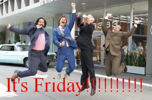 Happy Labor Day Weekend! Tgif210