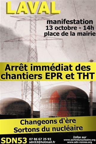 ARRET IMMEDIAT EPR ET THT / LAVAL 2012 Affich10