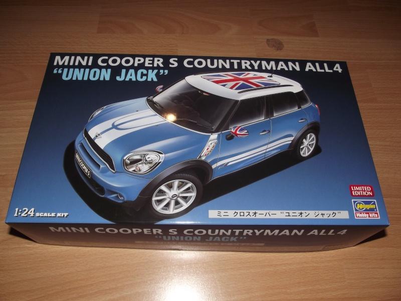 Mini Cooper S Countryman Hasegawa (suite et fin) Mini110