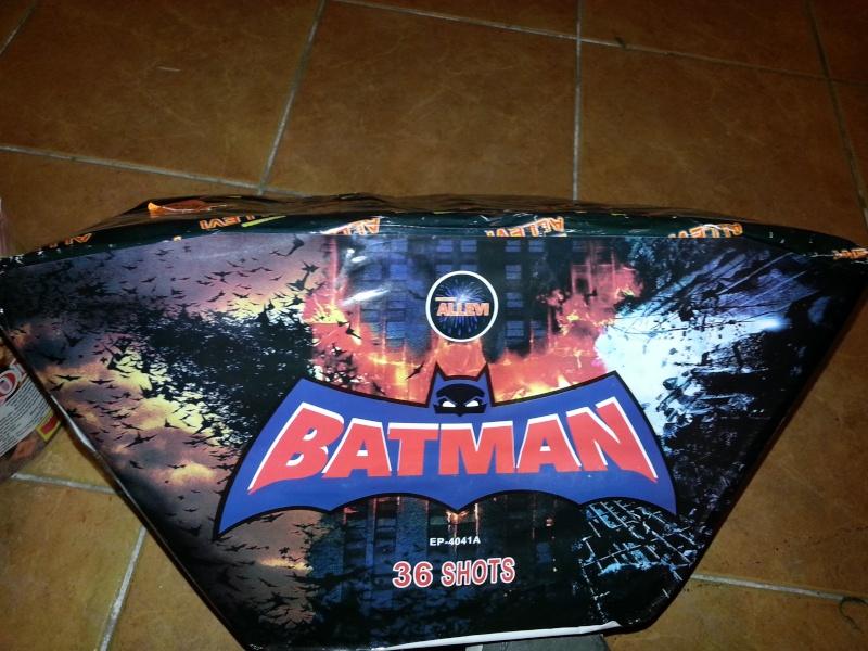 BATMAN  20140611