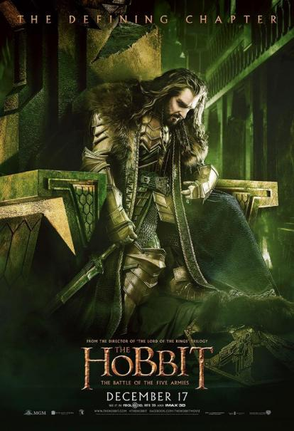 [Warner] Le Hobbit : La Bataille des Cinq Armées (10 Décembre 2014) - Page 2 The_ho26