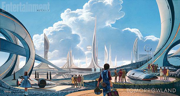 [Disney] À la Poursuite de Demain (2015) - Page 3 Tomorr10