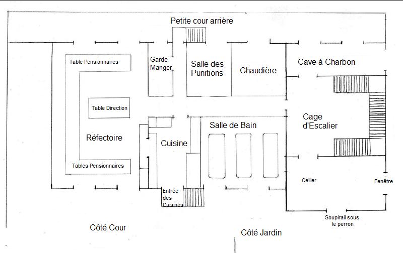 Plan de l'Orphelinat Orphel11