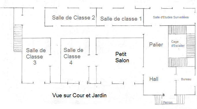 Plan de l'Orphelinat Orphel12