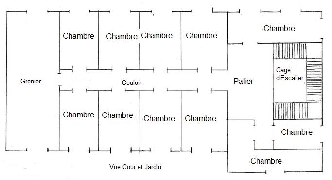 Plan de l'Orphelinat Orphel14