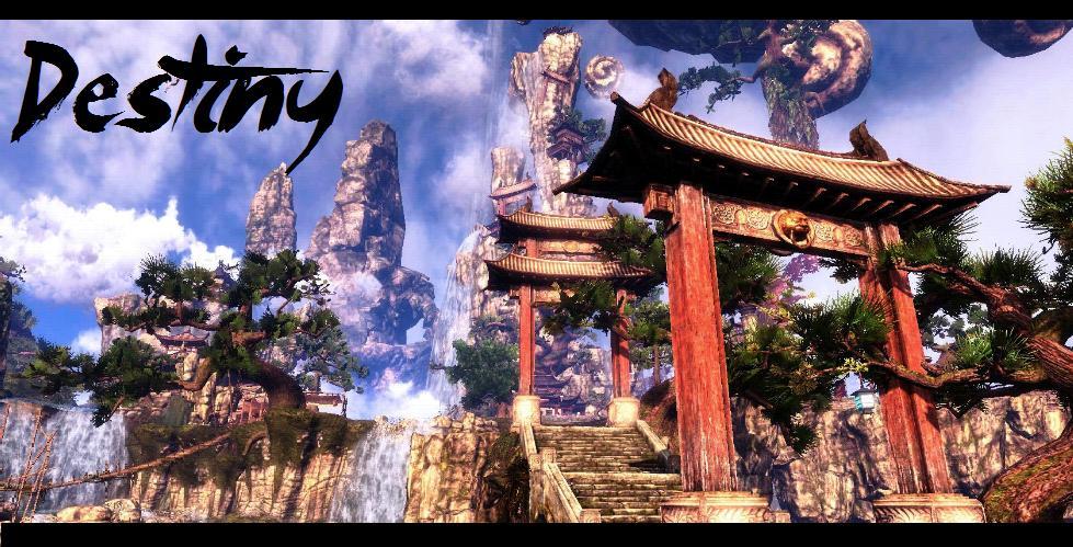 Guilde Destiny sur Age Of Wulin