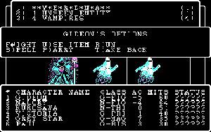 Etrian Odyssey (Test DS) Wizard10