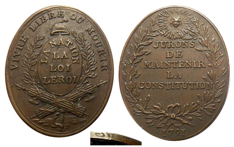 Médaille Révolution  Medail10