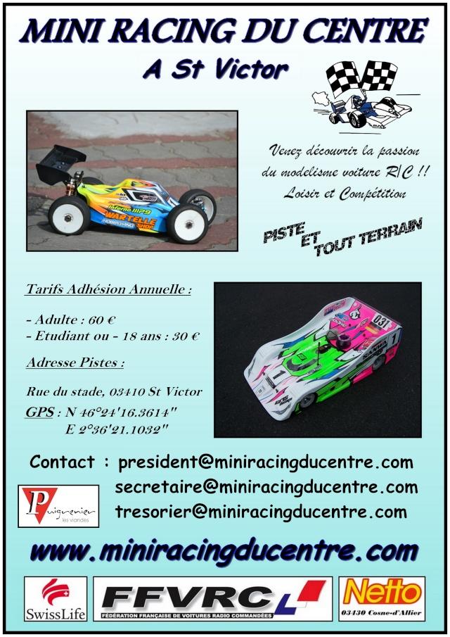 Mini Racing du Centre st VICTOR - Portail Font_a12