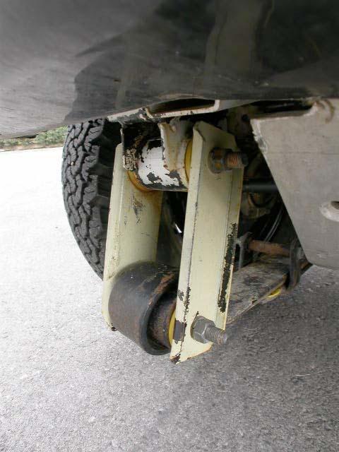 Jeep wragler yj choix du projet et son evolution future Jumell12